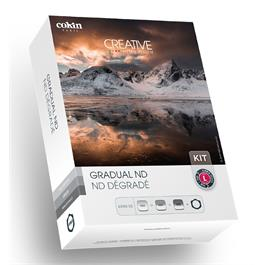 Cokin Z-PRO Series Grad ND Kit + Filter Holder thumbnail